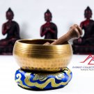 "4"" antique singing bowl-yoga bowl,realaxation bowl,tibetan bowl,meditation bowl"