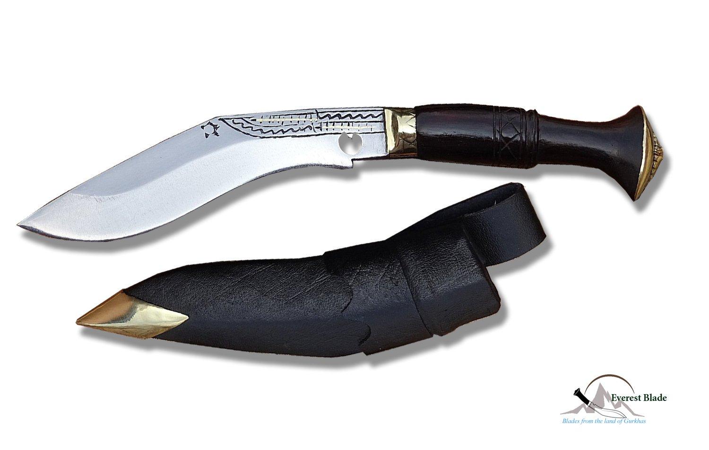 "5""blade cheetlange kukri-khukuri,gurkha knives,handmade knife,khukuri house,Nepal"