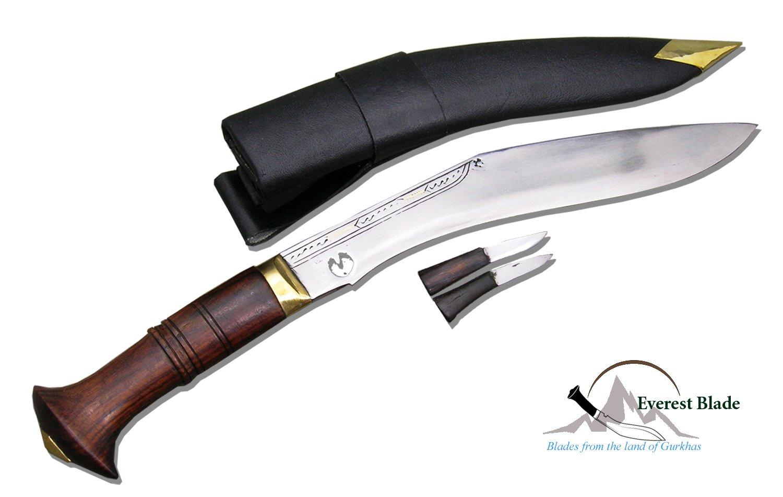 "10""blade chainpure khukuri-kukri,gurkha knife,khukuri house,handmade knives,GK&CO"