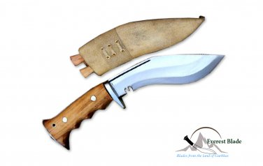 "6""blade iraqi angkhola kukri-khukuri,gurkha knife,handmade knife,khukuri house"