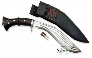 """10""""Historical 5 chirra khukuri,kukri,gurkha knives,kukri machete,knives from Nepal"""