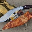 """14""""Blade WWI kukri-khukuri,gurkha knife,knives,kukri machete,kukri from Nepal"""