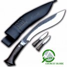 "12""Blade Working Chainpure kukri-khukuri,gurkha knife,Handmade knife,knives"