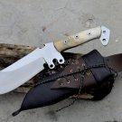 8 inches Blade Everest Bowie-kukri-khukuri-gurkha knife-handmade knife-machete