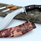 10 inches Blade Historical kukri-khukuri-gurkha knife-handmade knives-machete