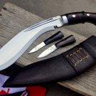 "10""Hanshee kukri-khukuri-gurkha knife-knives-kukri machete,Historical khukuri"