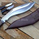 "13""Blade traditional angkhola kukri-khukuri-handmade knives-knives-gurkha knives"