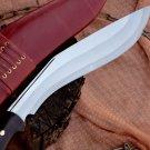 "11""Blade Special Afghan Freedom kukri-khukuri-Gurkha knife,knives,machete,Nepal"