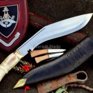 "10""Blade Bone handle service kukri-khukuri,gurkha knife,khukuri from Nepal,Nepal"