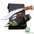 "10""Blade Comoflage kukri-Gurkha khukuri,knives,kukri machete,military knife"