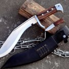 "Eagle kukri-10""Blade gurkha knife,working khukuri,kukri machete,knives,Nepal"