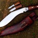 "panawal service kukri-khukuri-10""Blade khukuri,gurkha knife,knives,khukuri house"