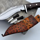 8 inches Blade Dragon Eagle kukri-khukuri-gurkha knife-knives-kukri machete