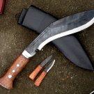 "10""Panawal angkhola kukri-khukuri-working knife-Handmade khukuri,knives,knife,GK"