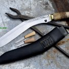 "13""Blade Traditional Cheetlange kukri-khukuri,gurkha knife,handmade knife,Nepal"