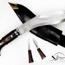 "10""Blade Panawal Angkhola kukri-khukuri,military knife,working khukuri,Nepal"