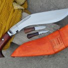 "12""Blade WWI kukri-khukuri,Gurkha knife,historical khukuri,knives,machete,Nepal"