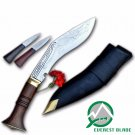 "8""Blade Mini jungle Dragon engraved kukri-khukuri, gurkha knife,knives,Nepal"