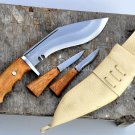 "6""Blade Iraqi angkhola kukri-khukuri-gurkha knife-knives-kukris-kukri machete"