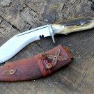 "5""American Eagle kukri-khukuri,Deer horn Eagle khukuri,knives,knife,gurkha knife"