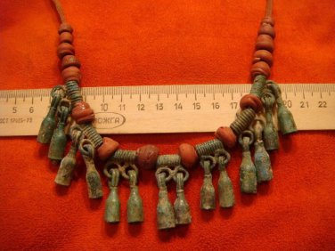 Russian Antique Early Medieval Necklace (Museum quality piece)