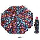 Misty Harbor Folding Umbrella - Daisy