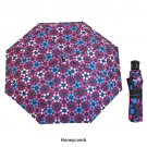 Misty Harbor Folding Umbrella - Honeycomb
