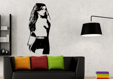 Elena Gilbert detailed Large 17x34(inch)