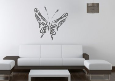 Tribal Butterfly Large 22x23(inch)