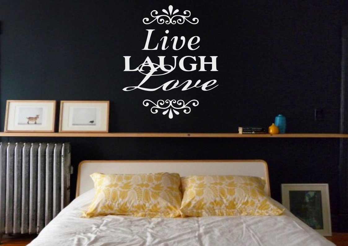 Live laugh love Large 23x30(inch)