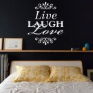 Live laugh love Small 15x20(inch)