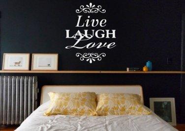 Live laugh love Small 15x20(inch)