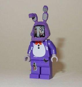 **NEW** LEGO Custom Printed FNAF - BONNIE V.2 Five Nights At Freddy's Minifigure