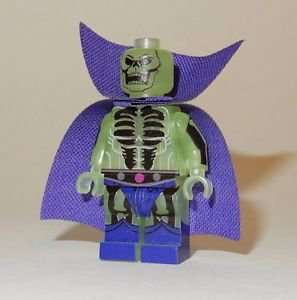 **NEW** LEGO Custom Printed SCAREGLOW Masters Of The Universe MOTUC Minifigure