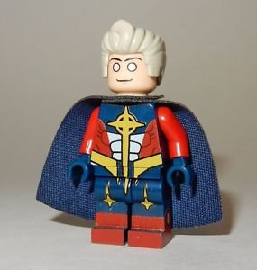 **NEW** LEGO Custom Printed QUASAR Super Hero Minifigure