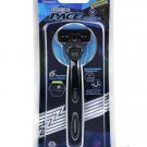 NEW DORCO Pace Power 6 Blade System & Trimmer 1 Handle w/ 1 Refill Cartridge