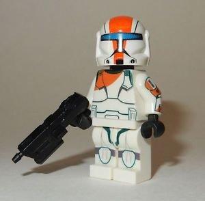 **NEW** LEGO Custom Printed COMMANDO BOSS Star Wars Clone Trooper Minifigure