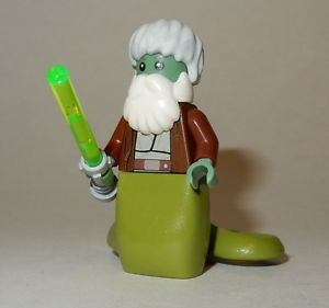 **NEW** LEGO Custom Printed OPPO RANCISIS Star Wars Jedi Master Minifigure
