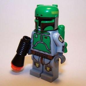 **NEW** LEGO Custom Printed CLOUD CITY BOBA FETT Replica Star Wars Minifigure