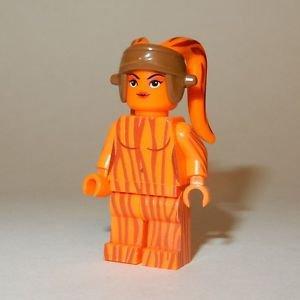 **NEW** LEGO Custom Printed AYY VIDA Slave Twi'lek Star Wars Female Minifigure