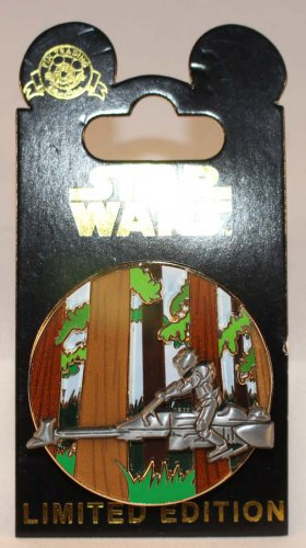 Disney Star Wars Pin of the Month March 2017 Endor Limited Edition 6000