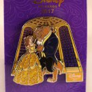 Disney Rewards 2017 Chase Visa Cardmember Pin Beauty and the Beast