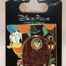 Disney Happy St. Patrick's Day 2017 Pin Donald Duck Limited Edition of 4000