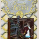 Disney Beauty and the Beast 25 Enchanted Years Belle and Maurice Pin Limited Edition 4000