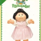 Butterick Sewing Pattern 5422 Official Cabbage Patch Kids Outfit Uncut and Unused