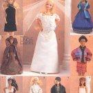 Vogue Sewing Pattern 9531 Barbie Doll Wardrobe Uncut and Unused
