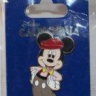 Walt Disney Imagineering WDI California Adventure Buena Vista Street Mickey Mouse Pin Limited Ed 200