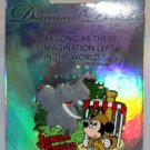 Disneyland 60th Anniversary Diamond Decades Collection Pin Jungle Cruise Limited Edition 4000