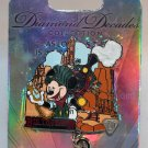 Disneyland 60th Anniversary Diamond Decades Collection Pin Big Thunder Limited Edition 5000