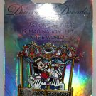 Disneyland 60th Anniversary Diamond Decades Collection Pin Carrousel Limited Edition 5000